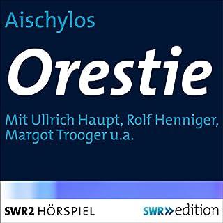 Orestie                   Autor:                                                                                                                                 Aischylos                               Sprecher:                                                                                                                                 Ullrich Haupt,                                                                                        Rolf Henniger,                                                                                        Margot Trooger,                   und andere                 Spieldauer: 2 Std.     9 Bewertungen     Gesamt 4,2