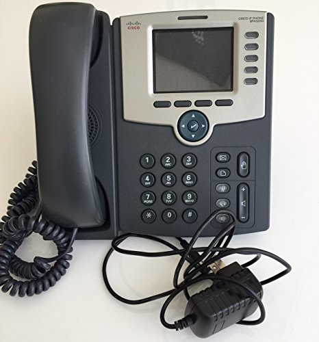 Cisco 5-line - Teléfono IP con diapositivas de color