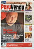 PARU VENDU [No 177] du 05/06/2008 - MAXIME LE FORESTIER - EXPOSITION ET VENTE DE ART...