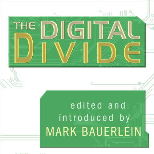 The Digital Divide audiobook cover art
