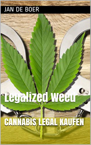 Cannabis legal kaufen: Legalized Weed
