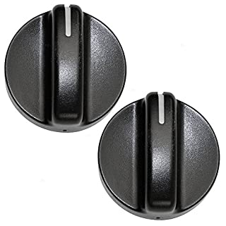 Pair of A/C AC Heater Blower Fan Temperature Control Knobs Replacement for Dodge Pickup Truck 04882482 AutoAndArt (B00TI1ZZMA) | Amazon price tracker / tracking, Amazon price history charts, Amazon price watches, Amazon price drop alerts