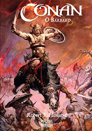 Conan, O Bárbaro - Livro 3