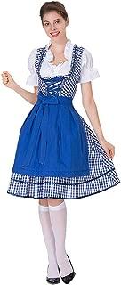 Jocome Women's Cosplay Maidservant Dress Nightdress Costume Beer Festival Dress Cosplay Costumes