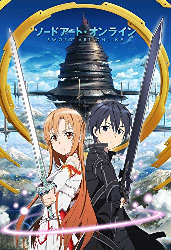 Sword Art Online SAO Anime Poster and Prints Unframed Wall Art Gifts Decor 12x18'