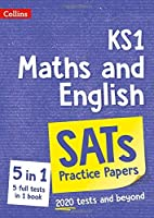 KS1 Maths and English SATs Practice Papers: For the 2021 Tests (Collins KS1 SATs Practice)