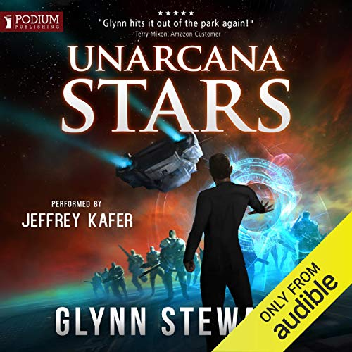 UnArcana Stars audiobook cover art