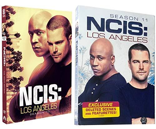 NCIS Los Angeles Season 10 and 11 DVD