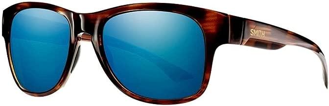 Smith Optics Wayward Unisex 54mm Round Sunglasses