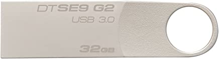 Kingston DataTraveler SE9 G2 - chiavetta 32GB USB 3.0, grigia