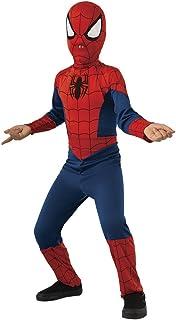 Rubie's Marvel Ultimate Spider-Man Child Costume, Large