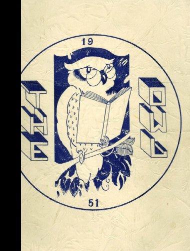 (Reprint) 1951 Yearbook: Madawaska High School, Madawaska, Maine
