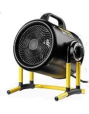JCOCO Ventilador industrial de 3000 W, superpotencia de doble uso Suministro de aire de larga distancia de 4 metros con 3 tipos de velocidad del viento, adecuado para su uso en centros comerciales, es