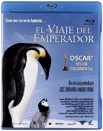 El viaje del emperador [Blu-ray]