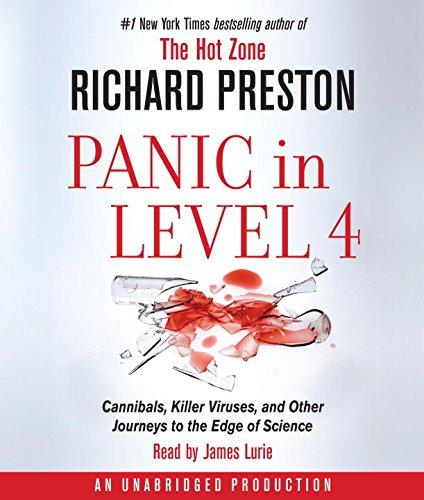 『Panic in Level 4』のカバーアート