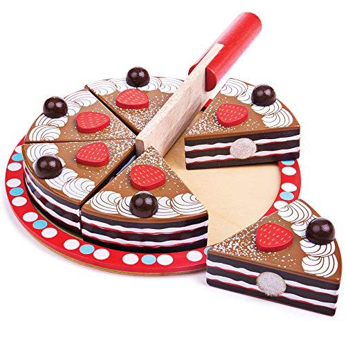 Bigjigs- Altamente Chocoladetaart (BJ627)