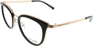 Michael Kors ARUBA MK3026 Eyeglass Frames 3332-50 - Rose Gold MK3026-3332-50