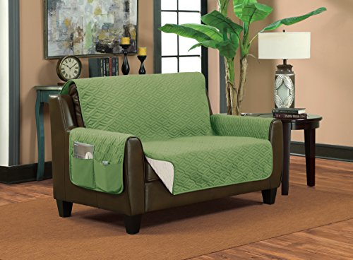 Bella Kline Reversible Sofa Chair F…