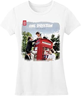 Unbekannt One Direction Four Ladies White Skinny Small