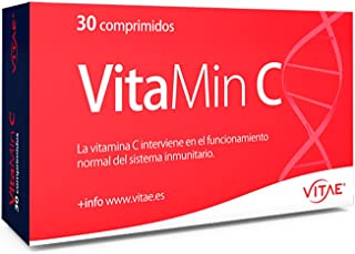 Vitae Natural Nutrition VitaMin C - 30 Tabletas