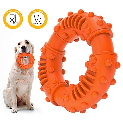 ABTOR Ultra Durable Dog Chew Toy for Aggressive...
