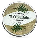 Best Tea Tree Oils - TEA TREE OIL BALM -100% All Natural | Review
