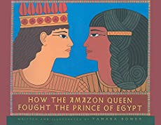Image of How the Amazon Queen. Brand catalog list of Atheneum Books for Young .