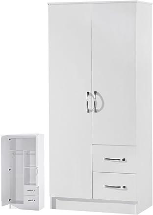 Amazon.co.uk: Glass - Bedroom Furniture / Furniture: Home & Kitchen