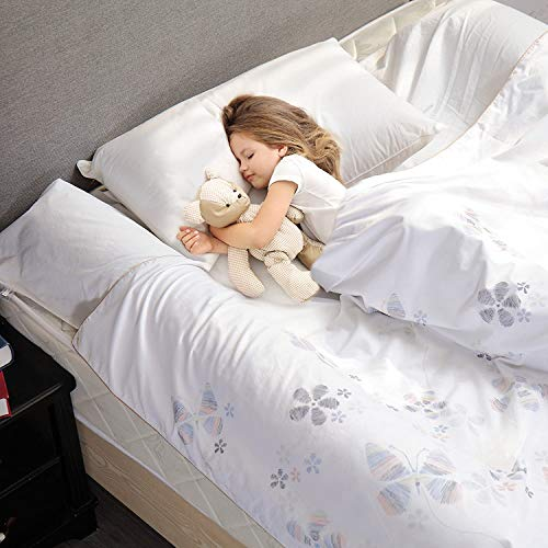 MODVEL Bed Bumper Rail Guard | Comfortable Hypoallergenic Foam for, Boys, Girls | Great Child Product | Water Resistant Design (MV-109)