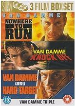 Jean Claude Van Damme Triple [Reino Unido] [DVD]