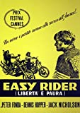 Movie Poster Easy Rider 70 x 100 cm