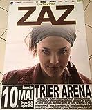 ZAZ–Live Tour 2012–80x 120cm zeigt/Poster