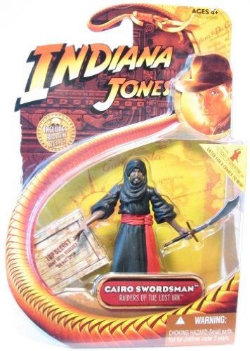 Indiana Jones Action Figure: Cairo Swordsman