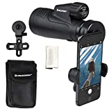 Celestron 10x50mm Outland X Monocular with Smartphone Adapter