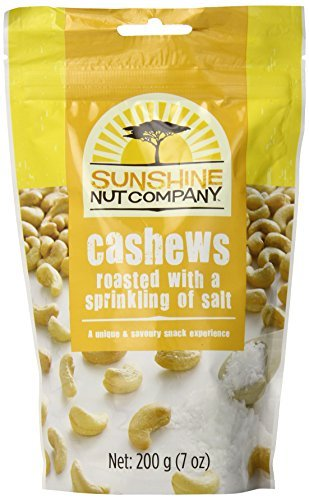 Sunshine Sale special price Nut Company Cashews Roasted a Sprinkling of Salt with Deluxe
