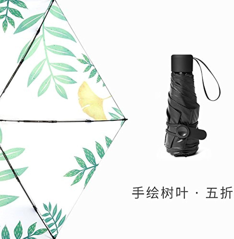 Personalized Umbrella Sun Umbrella UltraLight Small Sunscreen UV Folding Umbrella