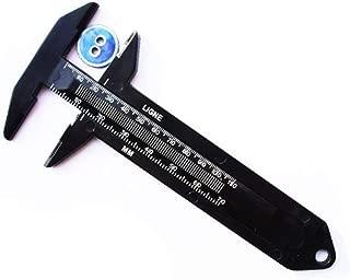 Black Button Measurer mm ligne