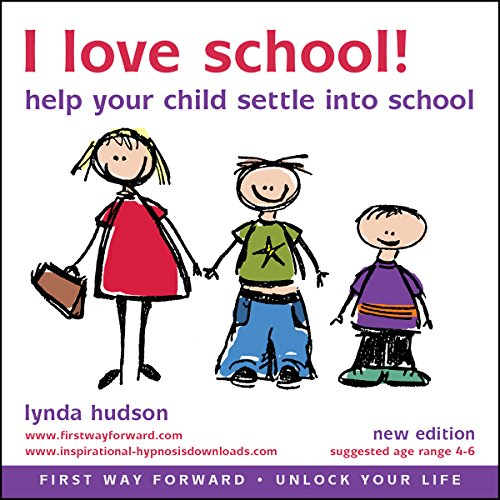 I Love School audiobook cover art