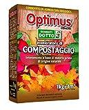 Sdd Optimus Attivatore Compostaggio, Verde, 16.7x5.8x22.8 cm