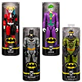 dc comics Batman 12-Inch Action Figure, for Kids Aged 3 and up. Styles Vary 6055697-Figura de...