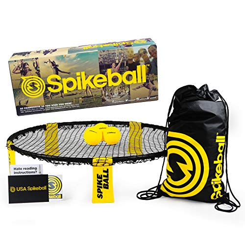 Spikeball Standard 3 Ball Kit - Includes...