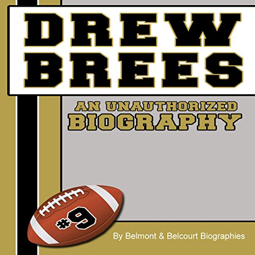 Drew Brees cover art