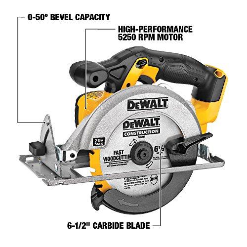 DEWALT 20V MAX Combo Kit, Compact 4-Tool (DCK423D2)
