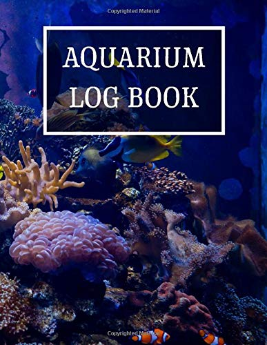 Aquarium Log Book: Fish Keeping Journal and Checklist
