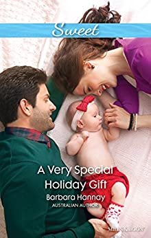 A Very Special Holiday Gift by [Barbara Hannay]