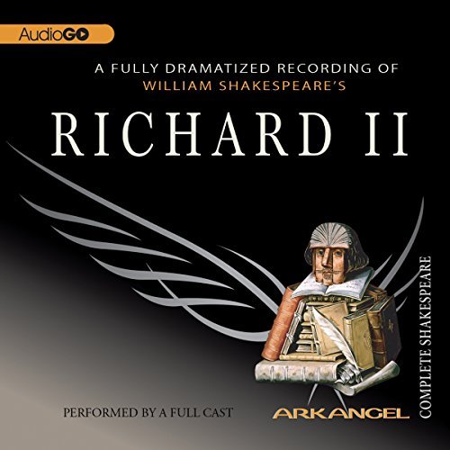 Richard II audiobook cover art