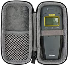 co2crea Hard Travel Case for General Tools MMD4E Moisture Meter Pin Type