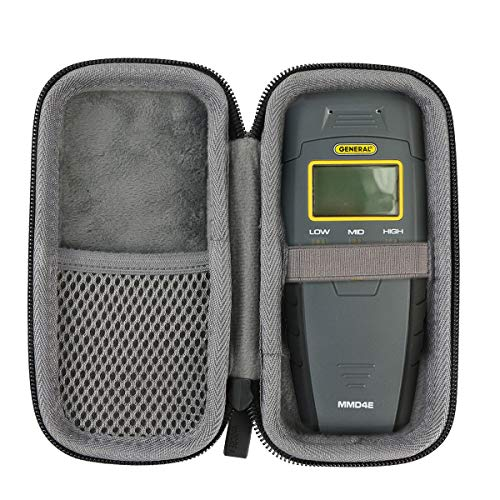 co2crea Hard Travel Case Replacement for General Tools MMD4E Moisture Meter Pin Type