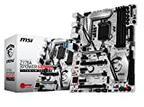 MSI Computer 7968-001R Enthuastic Gaming Intel Z170A LGA 1151 DDR4 USB 3.1 ATX Motherboard (Z170A XPower Gaming Titanium Edition)