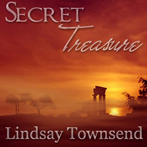 A Secret Treasure audiobook cover art